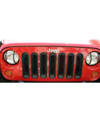 Rugged Ridge Grille Inserts Jeep Jk Grille Jeep Parts