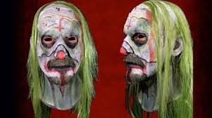 Psycho Halloween Costume Perfect Halloween Psycho Head Mask Official Rob Zombie