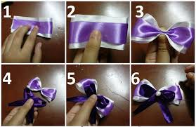 ribbon hair bow diy hair bows 3 ribbons how to make a ribbon hair bow