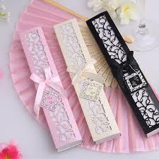 fan wedding favors 5pcs wedding favors luxurious silk fan wedding gifts fan