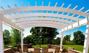 backyard paradise landscaping decks u0026 pergolas linkedin unique