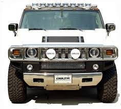 Hummer H3 Clearance Lights by Hummer Lighting