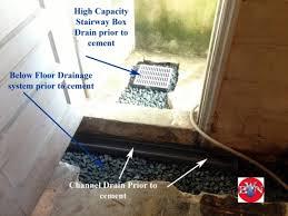 basement photos basement waterproofing nationwide