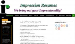 Professional Resumes Writers Top 5 Best Certified Professional Resume Writers In The U S