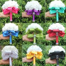 Cheapest Flowers In Stock Cheapest Pe Rose Bridesmaid Wedding Foam Flowers Rose