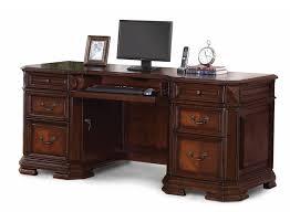 Executive Desk And Credenza Westchester Flexsteel Com