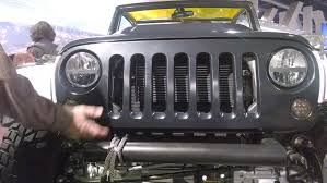 futuristic jeep new jeep wranglers will come equipped with factory option led