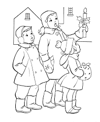 bible printables christmas scenes coloring pages kids christmas