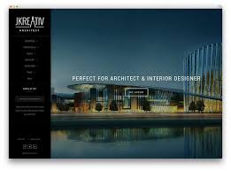 architecture company ranking best wordpress themes for architects and architectural firms 2018