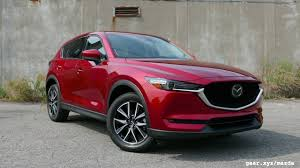 mazda crossover 2017 mazda cx 5 5 things you need to know slashgear