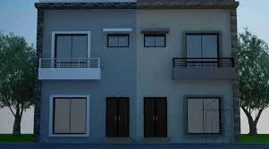 home design 6 marla 3 marla house map gharplans pk