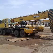 tadano crane 50 ton tadano crane 50 ton suppliers and