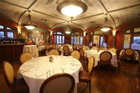 Main Dining Room Knife And Fork Inn Historic Atlantic City Steak And Seafood