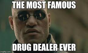 Most Famous Memes - matrix morpheus meme imgflip