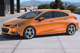 2017 chevrolet cruze hatchback first drive review automobile