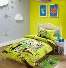 Full Size Bed Sheet Sets Full Size Bed Ben 10 Cartoon Cotton Children Bedding Set Kid