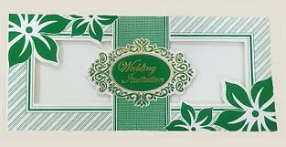 indian wedding invitations usa cheap indian wedding cards a27 green in usa wedding cads 786