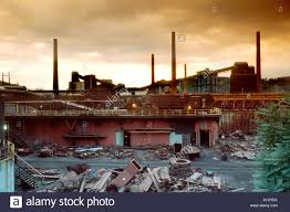 weirton west virginia usa employee owned steel mill factory