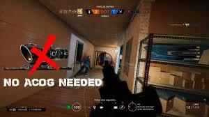siege dia jobiasyt no acog needed rainbow six siege gameplay twitch