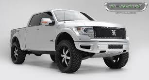 Ford Raptor White - t rex ford raptor f 150 svt x metal grille black pt 6715661
