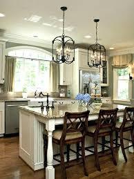 wrought iron kitchen island wrought iron kitchen island lighting meetmargo co