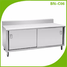 commercial kitchen cabinets stainless steel cosbao commercial kitchen hanging cabinet restaurant durable