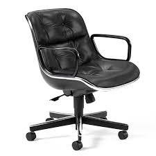 fauteuil de bureau knoll conçu à 1963 par eero saarinen le fauteuil exécutif pollock de