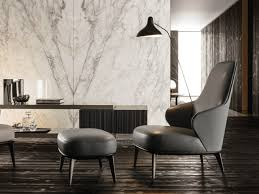 Minotti Armchair The New Minotti Armchairs Are Elegant And Protective News