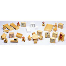 How To Make Doll House Furniture Kidkraft Sparkle Wooden Dollhouse With 30 Pieces Of Furniture