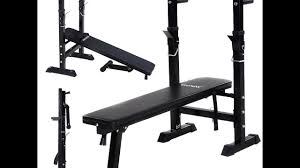 Flat And Incline Bench Adjustable Folding Weight Lifting Flat Incline Bench Fitness