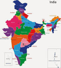 State Capitals Map Map Of India With All States You Can See A Map Of Many Places On