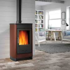 calore free standing wood burning fireplaces