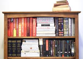 Bookcase With Books Styling A Bookshelf With Actual Books