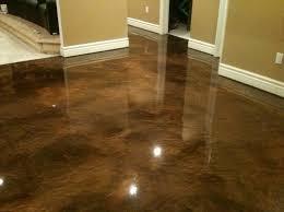 attractive design ideas painting a basement floor breathtaking