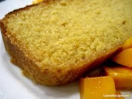 mango pound cake latest recipes