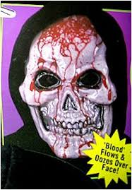 i mockery com u0027s halloween grab bag the dripping bleeding mask
