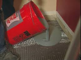 how to install a base for a concrete floor how tos diy