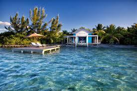 caribbean private island villas where to stay