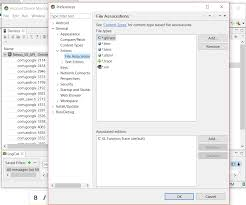 android file associations android studio 3 0 device file explorer open with stack overflow