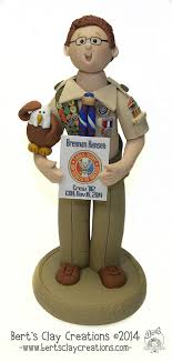 eagle scout cake topper eagle scout 3d cake topper deposit custom created read