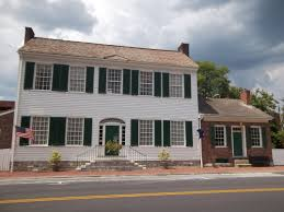 historic mcdowell house museum in danville ky