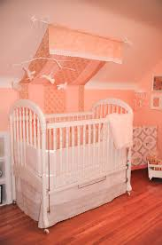 peaches and creme nursery made with love project nursery