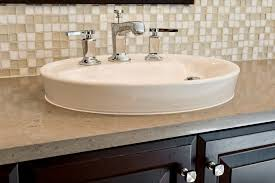 ideas for bathroom countertops bathroom alluring options for bathroom countertops tile