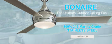 outdoor ceiling fans choose wet rated or damp rated for your space