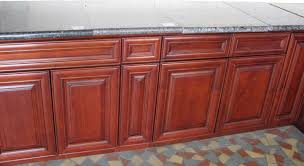 furniture simple rta cabinets with granite countertop for
