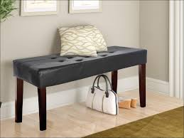 furniture awesome thin hallway bench small storage bench seat
