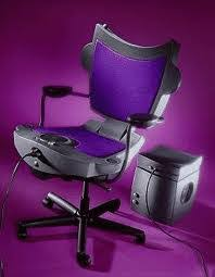 Purple Computer Chair Top Computer Gaming Chair