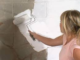 Best Paint For Concrete Walls In Basement by Best 25 Painting Basement Walls Ideas On Pinterest Basement