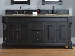 endearing modern bathroom vanities and cabinets black double sink