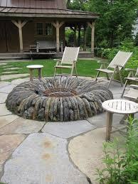 Backyard Fire Pits Ideas by 28 Best House Fire Pit Ideas Images On Pinterest Backyard